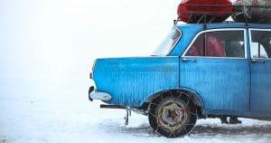 Manejar En Nieve