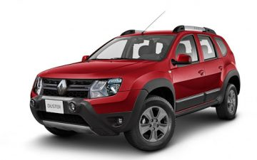 Rent RENAULT RENAULT DUSTER EXPRESSION 4X2